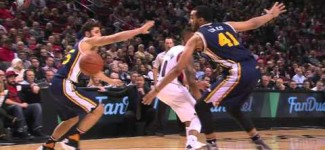 Top 10 NBA Plays: January 13th