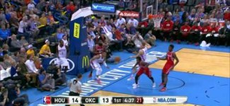 Top 10 NBA Plays: January 29