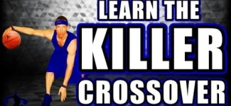 How to do the KILLER CROSSOVER dribble in Basketball