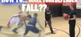 How To Make Your Defender FALL?? (Super-Human Dribbling)