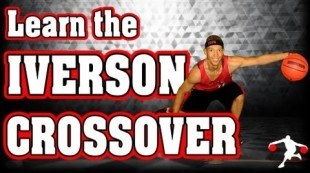 Learn How to do the IVERSON CROSSOVER Dribble