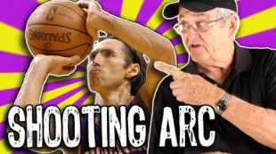 Get PERFECT Shooting Arc!!!  (How to shoot a basketball) — Shot Science Basketball