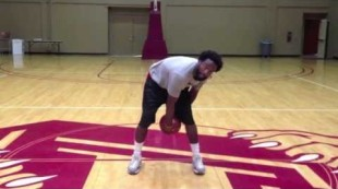 Ball Handling: How To Dribble Basketball Between The Legs