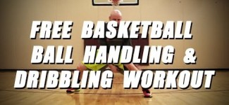 FREE Basketball Ball Handling and Dribbling Workout – Handle Like Kyrie Irving!