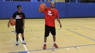 How to Do a High Dribble | Basketball Moves