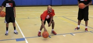 How to Do a Low Dribble | Basketball Moves