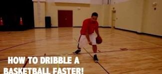 How To: Dribble A Basketball Faster!