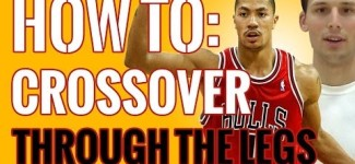 How To Crossover: Learn How To Dribble A Basketball Like Derrick Rose | Basketball Moves