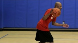 How to Do a Change-of-Pace Dribble | Basketball Moves