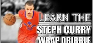 Stephen Curry Wrap Dribble ALL-STAR GAME: Basketball Moves
