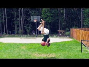 Impossible Basketball Trick Shots Video