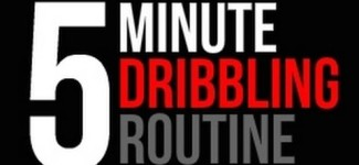 How To: Improve Your Ball Handling – Daily 5 Minute Dribbling Routine – Pro Training