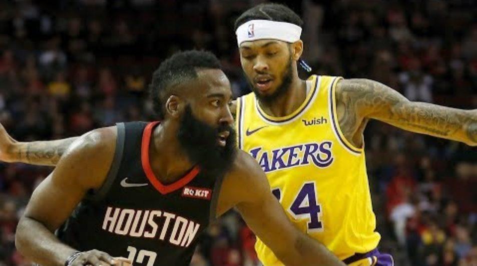 LA Lakers vs Houston Rockets – Full Game Highlights | January 19, 2019 | 2018-19 NBA Season
